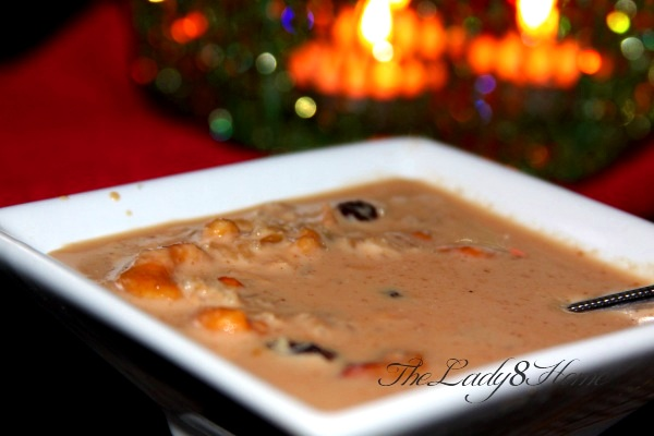 Payesh (Rice Pudding) and Happy Diwali! – The Lady 8 Home