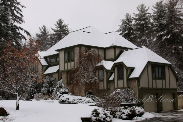 Snow covered house_1