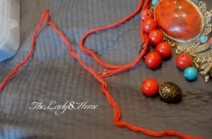 Hopw to make a bead Necklace