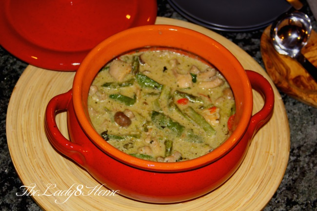 how to make thai green curry from scratch