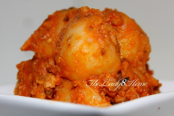 The top ten plus bengali aloo dum the lady 8 home aloo dum forumfinder Gallery