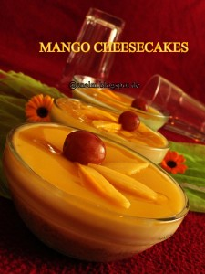 Mango Cheese cake