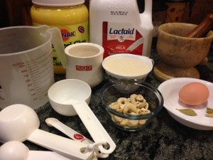 Ingredients for Mohanbhog