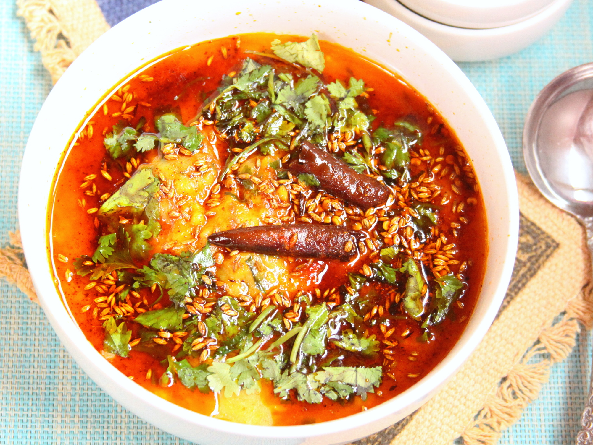 Dal Tadka dhaba style – The Lady 8 Home