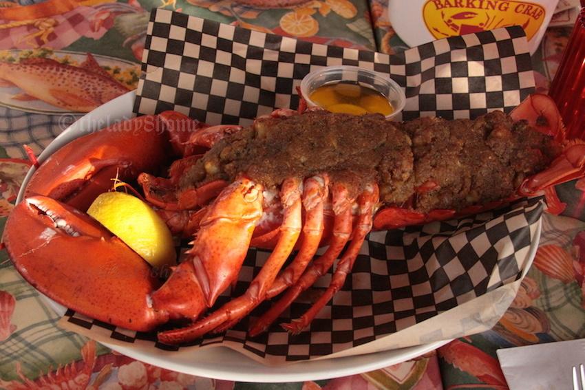 Seafood Restaurant Amble